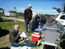 Antauchen 2011 Campingplatz Blank-Eck