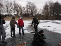 Eistauchen 2012