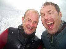 Dieter & Martin im Glück