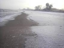 Wintertauchen in Scharbeutz