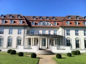 Bestes Wetter beim Seminar auf Schloss Storkau