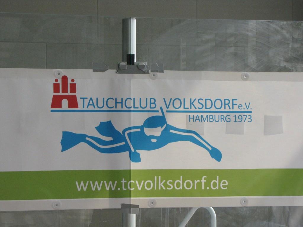 Banner des Tauchclub Volksdorf e.V.