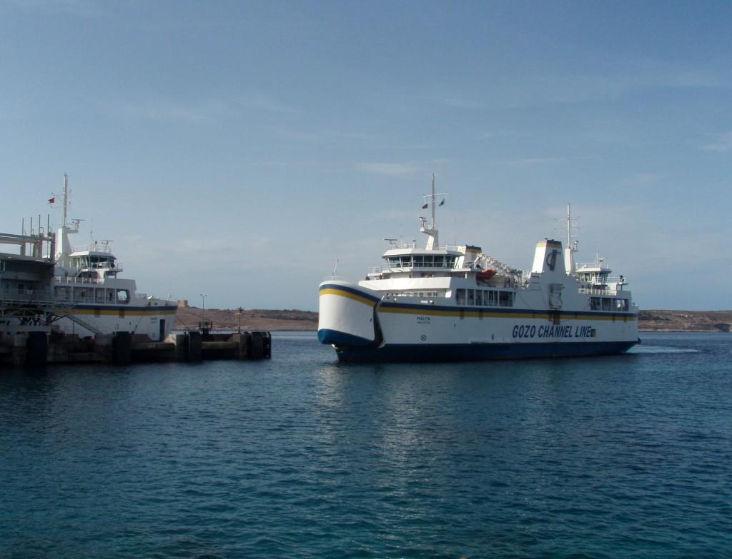 Tranfer Malta - Gozo