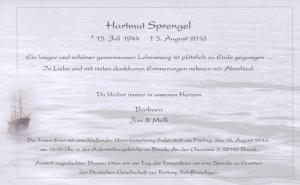 Hartmut-Trauerkarte